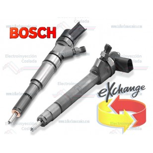 0445110599 - Inyector Common Rail intercambio Bosch