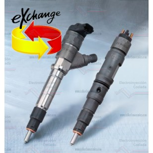 0445120219 - Inyector Common Rail intercambio Bosch