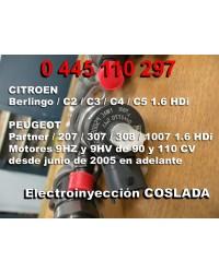 0445110297 Inyector Common Rail Bosch