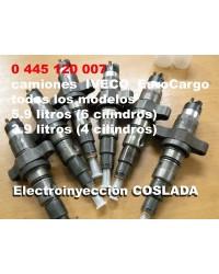 0445120007 Inyector Common Rail Bosch