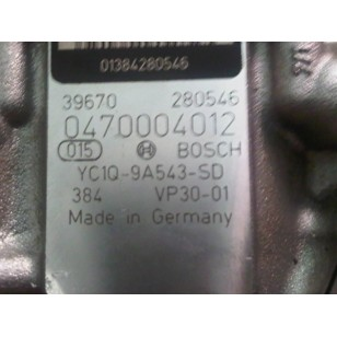 0470004012 Bomba de inyección VP44 Bosch