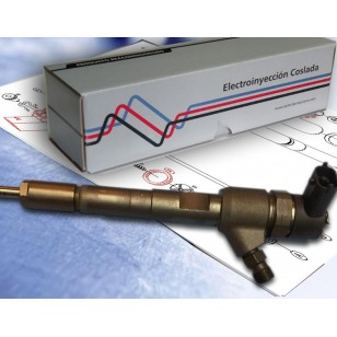 0445110207 Inyector Common Rail Bosch
