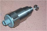 Electroválvula de caudal, componente manejado en exclusiva por la unidad de bomba.