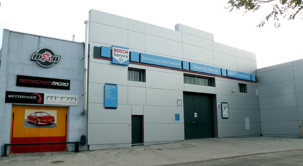 Electroinyección Coslada, su taller mecánico