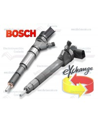 0445110617 - Inyector Common Rail intercambio Bosch