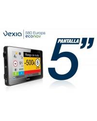 "Vexia Econav 580 Sur de Europa (5"")"