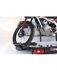 Adaptador rueda girada