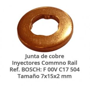 ANILLO DE JUNTA F 00V C17 504
