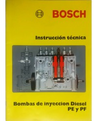 Bombas de inyección Diesel PE y PF