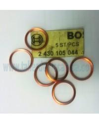 Junta cobre inyector Bosch