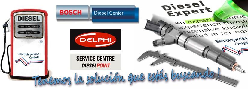 Especialistas en sistemas de inyección diesel