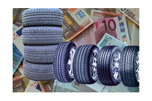 Ayuda de 20 € para los neumáticos ecológicos.