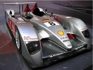 Audi R10 con con Common Rail Bosch