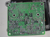 Placa de unidad de control de bomba. El fallo de alguna de ellas provoca la parada del motor.