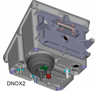 Módulo DENOXTRONIC de 2ª generación.